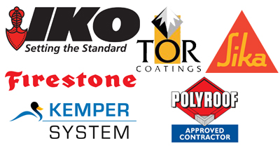 Our Roofing Material Brands