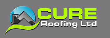Cure Roofing Logo
